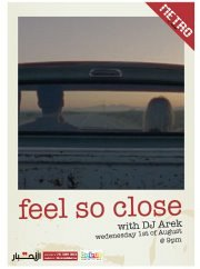 Feel so Close with DJ Arek