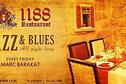 Jazz & Blues Night with Marc Barakat in 1188