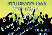 Students Day - Pool party