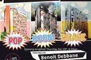 POP BOOM CRACK BY BENOIT DEBBANE