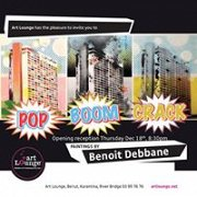POP BOOM CRACK BY BENOIT DEBBANE