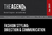Fashion Styling: Direction & Communication a workshop by Mandy Merheb
