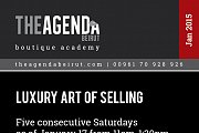 Luxury Art of Selling a workshop by Cynthia Tabcharani