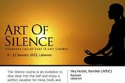 Art of Silence ~ Meditation Retreat