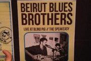 The Beirut Blues Brothers live at the Speakeasy