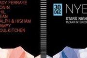 NYE -2 (Storm Cedars Dec 29) NYE -1 (Stars Faraya Dec 30)