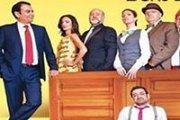 "Beyt Byout Fundraiser: Georges Khabbaz' new play ""Wara El Beb"""
