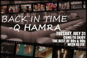 Back in Time - Q Hamra