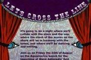Let's Cross The Line - Concert