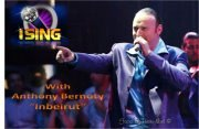 I Sing - Karaoke Night with Anthony Bernoty Inbeirut