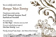 Baroque Music Evening