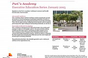 PwC's Academy Advanced Cash flows