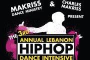 3rd Annual LEBANON HIP HOP DANCE INTENSIVE