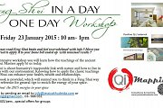 Feng Shui in a Day - One day workshop