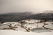 Snowshoeing in Falougha Lakes with Wild Adventures