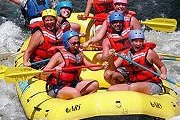 Rafting Summer Day