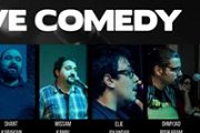 Live Stand Up Comedy Show at Minus1