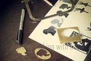 DECORATIVE METAL PIERCING - A Jewelry Making Workshop