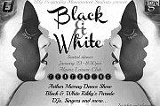 USJ Black & White Parade
