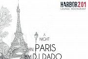 A Night in Paris - Every Thursday in Harbor 201