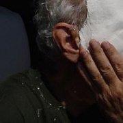 SAMIR KHADDAJE / Autoportrait à la clarinette et les deux témoins silencieux