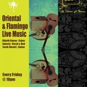 Oriental & Flamenco Fusion @BOBO