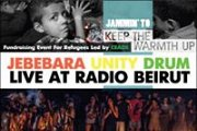 Keep the Warmth Up – Fundraiser feat. Jebebara Unity Drum LIVE