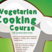 Vegetarian Cooking Course & Meditation