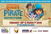 DORA The Explorer - Pirate Adventure Show in Lebanon