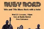 Beirut Banter & Radio Beirut presents... Ruby Road