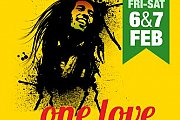 Bob Marley's Birthday Celebration - One Love Event