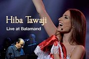 Hiba Tawaji in Concert at Balamand - Lebanon