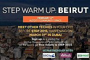 STEP Warm Up: Beirut