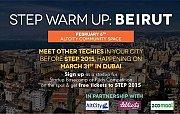 STEP Warm Up: Beirut