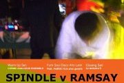 "B-Side presents "" Super Extra Special Disco"" with DJ Spindle Vs Ramsay"