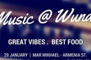 Live Music @ Wunderbar