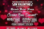 Valentine's Eve @ Grand Hotel Naas