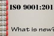 ISO 9001:2015 Introduction to the New Draft International Standard