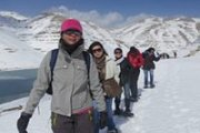 Snowshoeing - Chabrouh with Dale Corazon