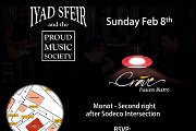 Iyad Sfeir and the Proud Music Society