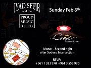 Iyad Sfeir and the Proud Music Society