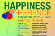 Happiness Conference - 1st of its kind in Beirut