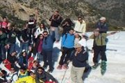 Snowshoeing Chabrouh with ProMax