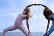 Be my Valentine: A Partner Yoga Playshop