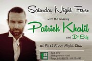 Saturday Night Fever at First Floor - Bikfaya