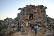 Visit of Faqra temples site and photo stop at the Natural Bridge