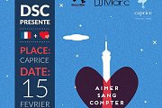 Aimer Sang Compter at Caprice with DSC