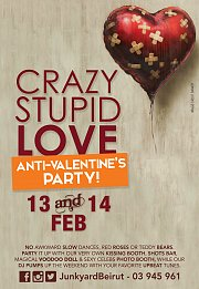 Anti-Valentine's Party!