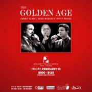 The Golden Age at The Regency Palace Hotel