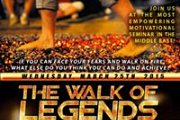 The Walk of Legends with Anthony Rizk